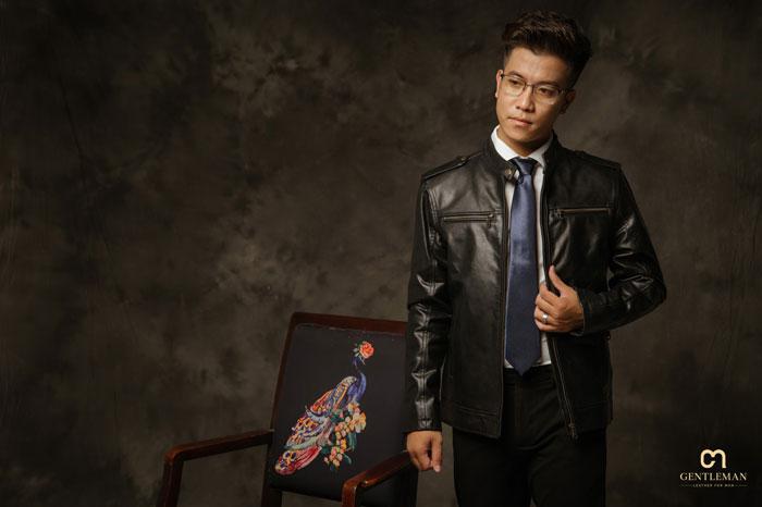 Hãy thông thái lựa chọn một chiếc áo da bò thật giúp bạn thể hiện được bản thân mình một cách đầy kiêu hãnh