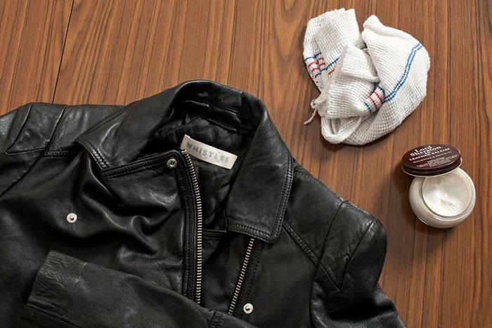 Dung dịch bảo dưỡng bảo vệ toàn diện áo da khỏi các tác nhân gây hại