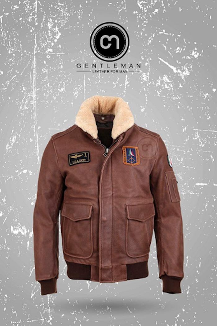 Chiếc áo fligh jacket cổ điển mang vẻ đẹp thời thượng qua nhiều năm tháng