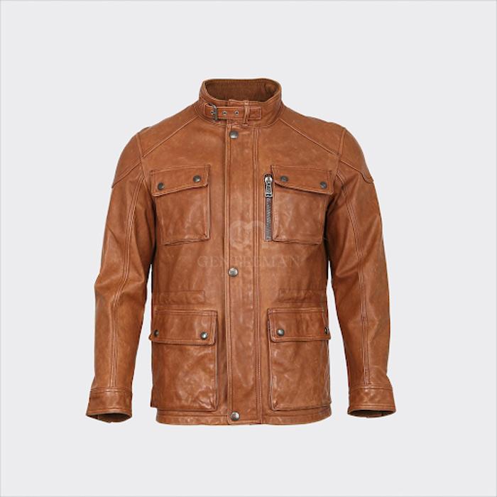 Mẫu áo cá tính mang phong cách Safari Jacket, phù hợp cho những dịp ngoài trời