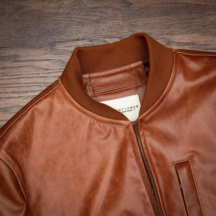 Đánh bóng áo da bằng dầu thông giúp tiết kiệm thời gian cho bạn