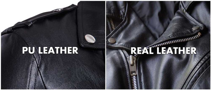 Phương pháp quan sát này sẽ giúp bạn phân biệt được áo da thật từ cảm quan ban đầu