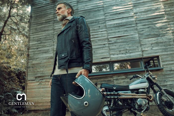 Gentleman – Địa chỉ bán áo da nam xịn ở Hà Nội chất lượng hoàn hảo nhất hiện nay