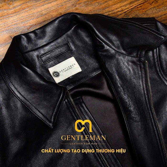 Áo da dê thảo mộc Gentleman – chất lượng tạo dựng thương hiệu