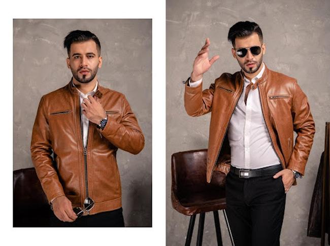 Đến với Gentleman, quý ông không chỉ sở hữu chiếc áo da nam THẬT 100% mà còn có thiết kế riêng cho mình